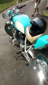 Xs1100 cafe racer 1978