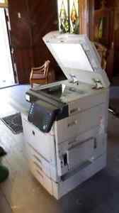 Printer scanner fax industrial  worth 1400$