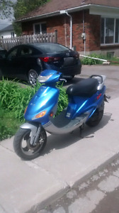 2005 Kymco ZX50 Scooter