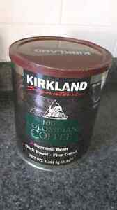 Looking for Empty Coffee Tins