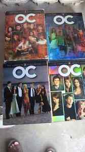 The O C complete set on DVD