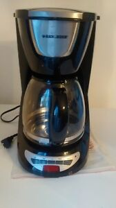Coffee Maker (Black & Decker