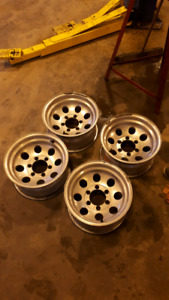15x8 mickey thompson wheels