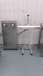 Scelleuse à induction ( induction machine sealer)