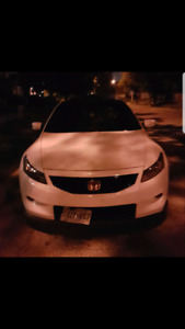 Honda Accord Coupe 2008 $7000 as is or 7500 certified