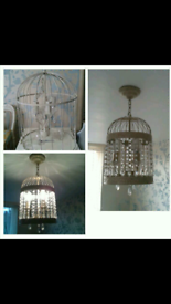 Ceiling Light (Birdcage)