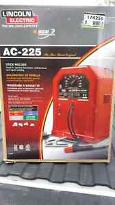 AC-225 Lincoln Welder - New In Box