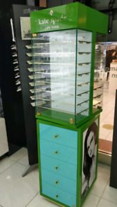 Kate Spade Glass Display Case