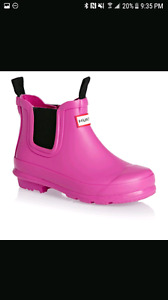 Toddler Hunter Boots - new!