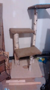 Cat tree large and sturdy