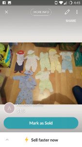 New born outfits