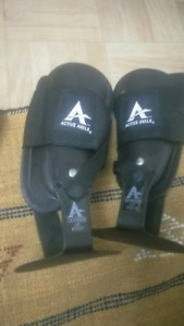 Ankle brace for support and injuries