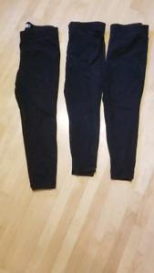 3 pairs Old Navy leggings
