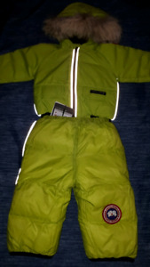 CANADA GOOSE FOR BABY