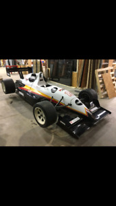 Lola T9320 Indy lights chassis