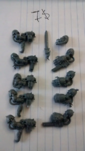 Warhammer 40000 40k space wolves term bits
