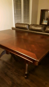 New dinning table