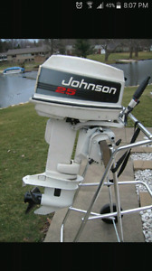 Looking for boat motor