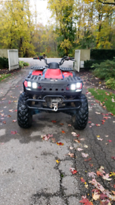 1997 POLARIS EXPLORER 500.  HUNTING SEASON SPECIAL.