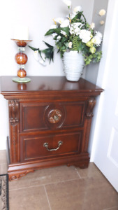 Beautiful two drawer table