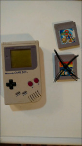 Game boy plus jeux super mario