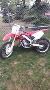 2001 CR125R dirtbike