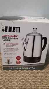 8 cup coffee percolator