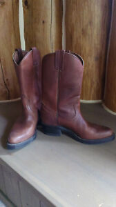 Western Boots by Boulet