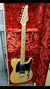 Suhr Custom T (tele) *the lowest price on Kijiji and reverb!