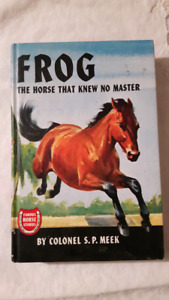 Frog The Horse That Knew No Master Book