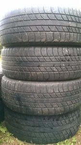 Sets Pairs and Single Used R15 all season tires