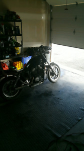 Looking for parts for 1983 honda shadow vt500