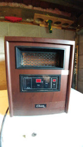 """""""Classic"""" thermal space heater"""