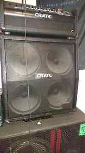CRATE 120W 4X12 COMBO.