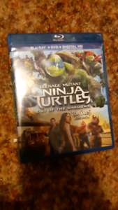 ninja turtle dvd set