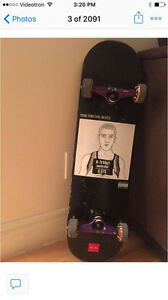 Skateboard Chocolate Trucks VENTURE HOMEGROWN 2 PURP