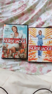 Nurse Jackie seasons 3 and 4 dvd boxsets