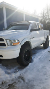 Nice lifted ram for sale