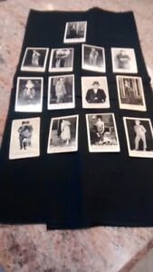 13  Neilson's Movie Actors & Actresses Trading Cards for 1923