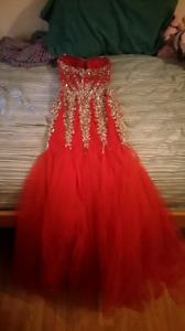 PROM DRESS -PRICE REDUCED!!!