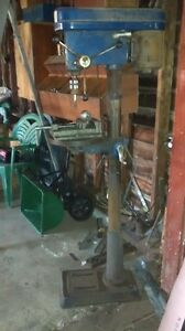 Drill Press, Crane, etc