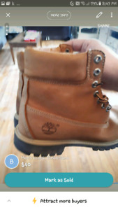 Men's boots timberland