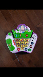 Toy Story Buzz Lightyear Play Phone