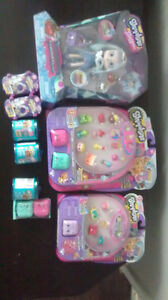 NEW Shopkins + limited edition Shoppies doll