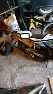 Custom built Pocket Bike for sale!