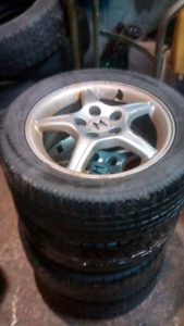 Enkei honda wheels