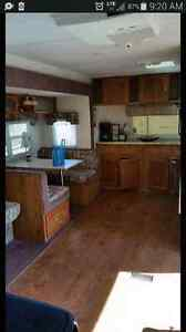 2002 wildwood le 28 foot trailer for sale has new tires  Peterborough Peterborough Area image 2