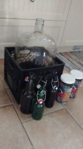 complete beer making supplies