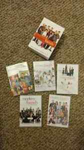 Modern Family DVDs season 1-5
