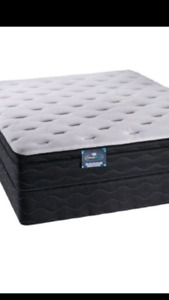 brand new mattress and box springs for sale from 100$